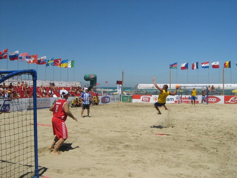 Европейский чемпионат 2007 (Италия)
