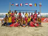 Европейский чемпионат 2007 (Италия) Украина — Россия