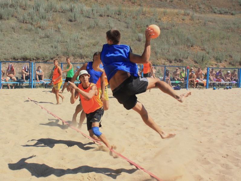 Пляжный гандбол. Чемпионат Украины